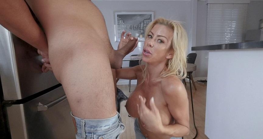 Big Titted PervMilf Sucks & Fucks [1080p]
