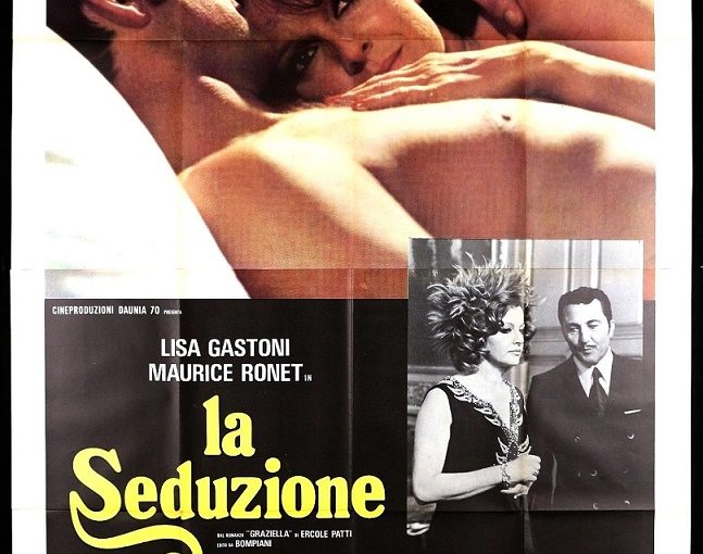 La Seduzione – (1973) (Italian) (Softcore) [HQ] [Download]