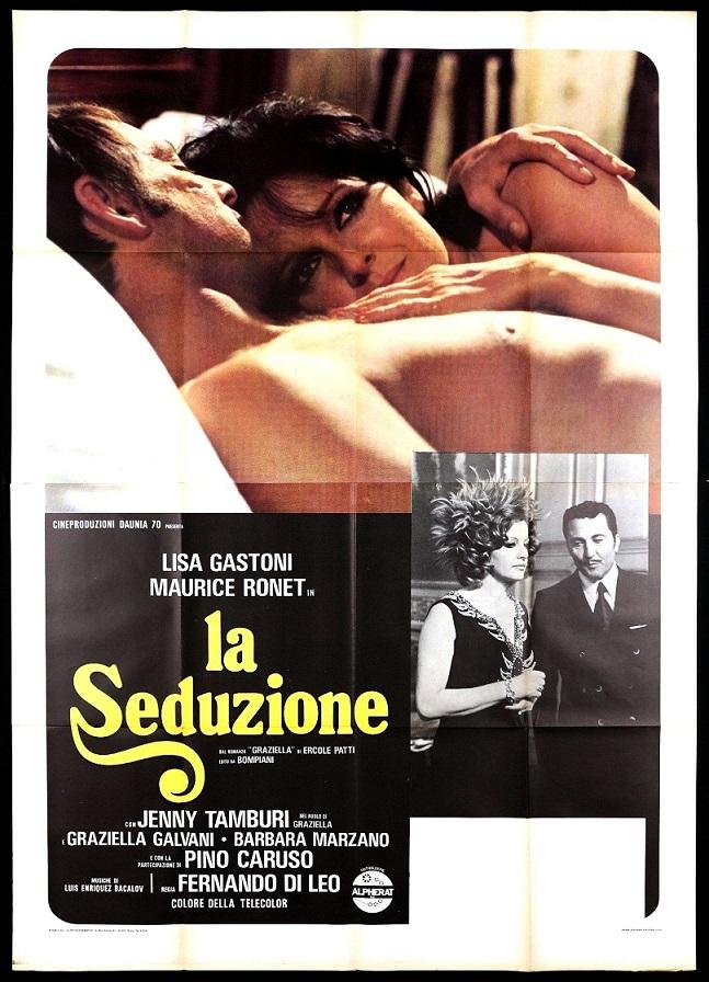 La Seduzione - (1973) (Italian) (Softcore) [HQ] [Download]