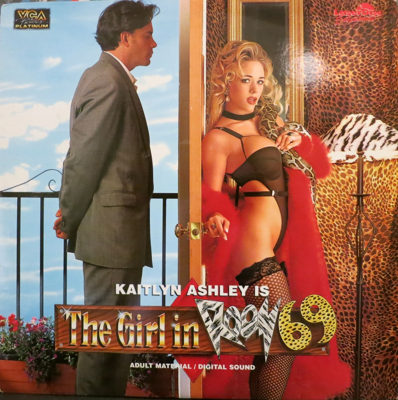 The Girl in Room 69 (1994) – Kaitlyn Ashley [LaserDisc] [HQ] [Download]
