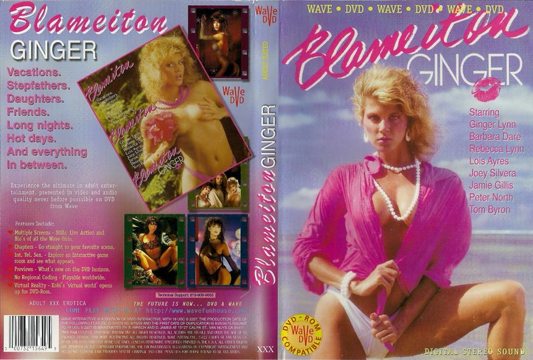 Blame it on Ginger (1986) - Ginger Lynn [High Quality] [Download]
