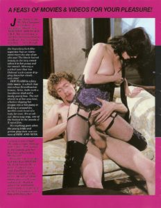 Wet Fuck (Ultracolor) Magazine Scans