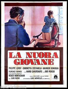 La nuora giovane – (1975) (ITALY) (Rare) (Softcore) [Download]