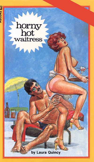 Ab-5342 Horny Hot Waitress (Laura Quincy) 1982 [E-Book] [Download]