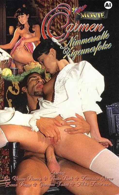 Carmen - Nimmersatte Zigeunerfotze (1998) (Rare) (Deutsche) [Download]