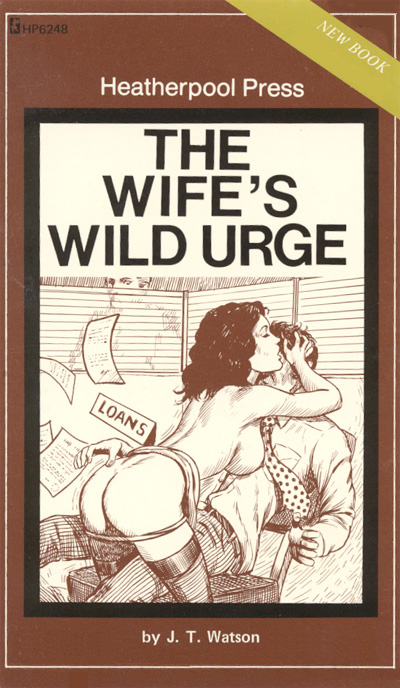 Hp-6248 The wife's wild urge (j t watson) [E-Book] [Download]