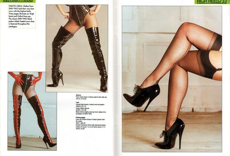 Skin two collection vol 2 Magazines Scans