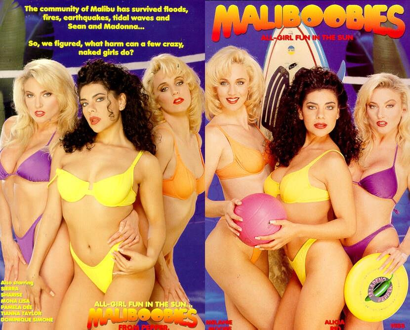 Maliboobies (1993) (USA) (Rare) [VHS] [Download]