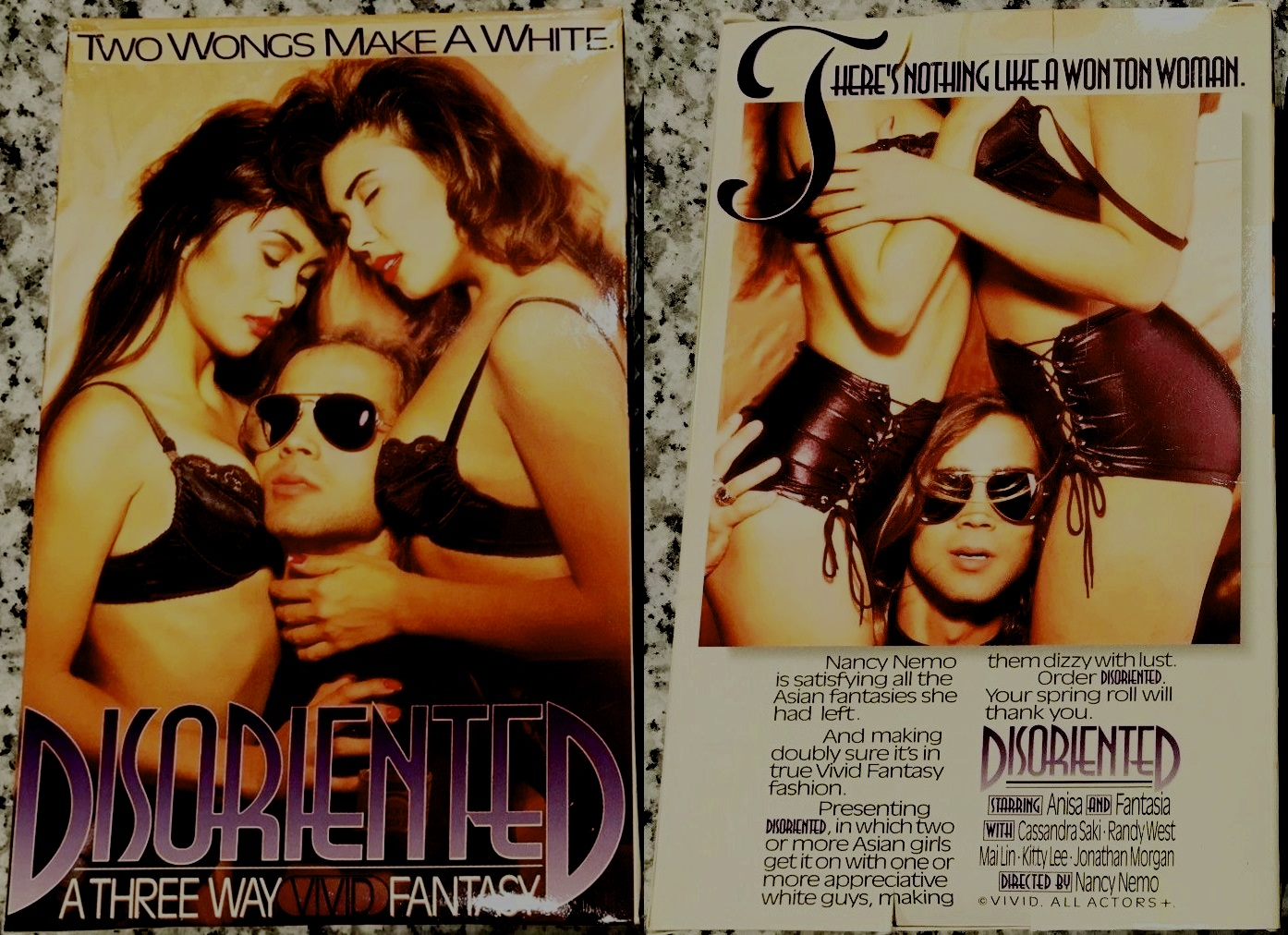 Disoriented (1992) (Rare) (USA) [Watch & Download]