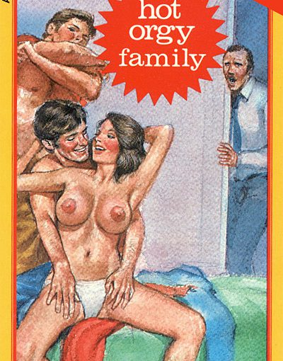 AB-5340 HOT ORGY STEPFAMILY by Tom Allison (1982) [E-Book] [Download]