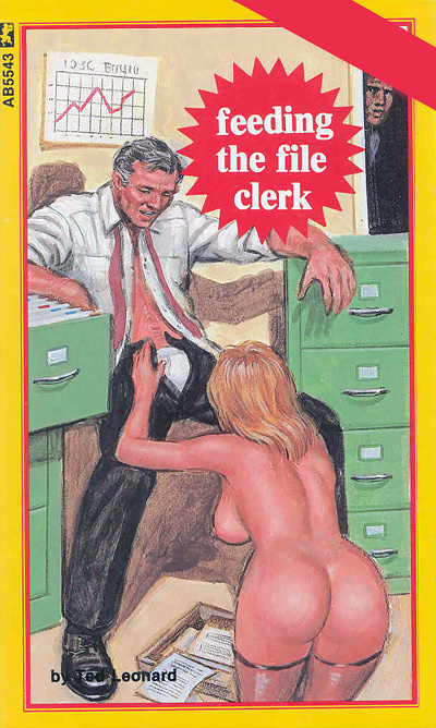 Ab-5543 Feeding the File Clerk (Ted Leonard) [E-Book] [Download]