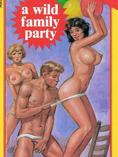 Ab-5548 A wild Step-family party (Hank Borden) (1987) [E-Book] [Download]