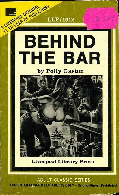 Llp-1012 Behind the Bar (Polly Gaston) [E-Book] [Download]