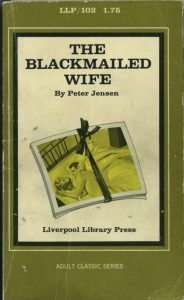 Llp-102 The Blackmailed Wife (Peter Jensen) (1967) [E-Book] [Download]
