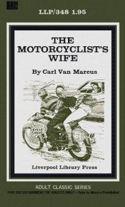 Llp-348 The Motorcyclist's Wife (Carl Van Marcus) [E-Book] [Download]