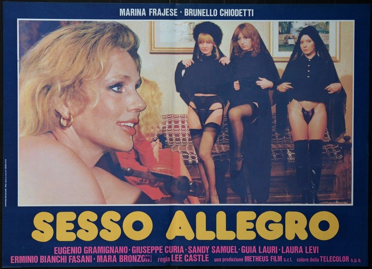 Happy Sex aka Sesso Allegro (1981) (ITALY) [Watch & Download]