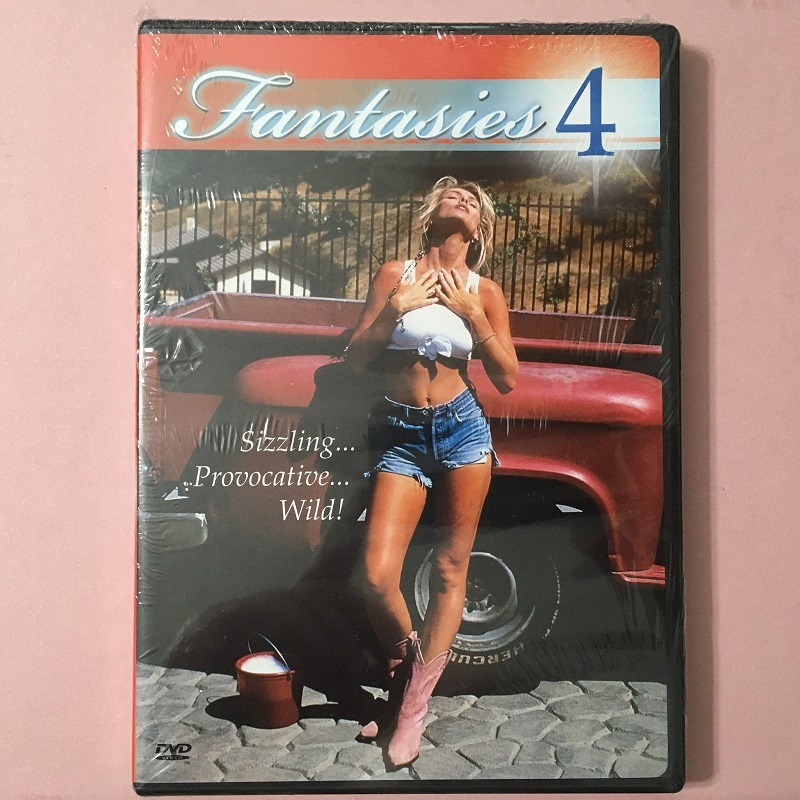 Fantasies 4 (1993) (Rare) (Softcore) [Download]