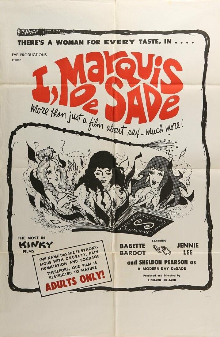 I, Marquis De Sade (1967) (Softcore) [HQ] [Download]
