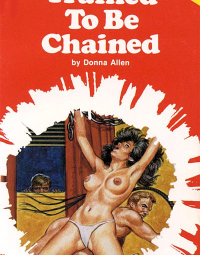 Bh-8227 Trained to be Chained (Donna Allen) (1985) [E-Book] [Download]