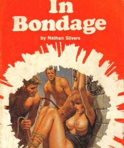 Bh-8237 Widow In Bondage (Nathan Silvers) [E-Book] [Download]