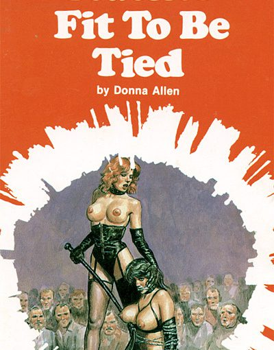 Bh-8247 Teacher Fit to be Tied (Donna Allen) (1987) [E-Book] [Download]