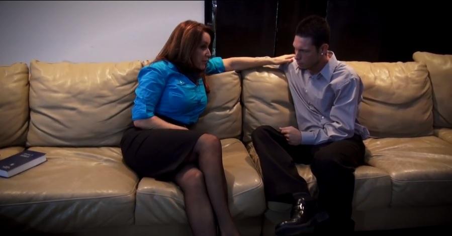 Milf Rachel Encourages Him to Fuck [HD] [1080p]