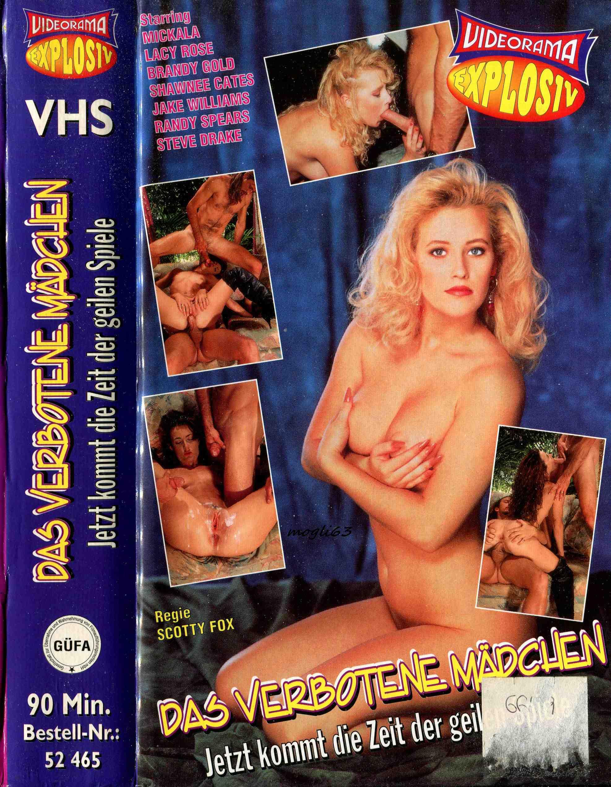 Videorama – Das verbotene Mädchen (Rare) (1992) (Deutsche) [Download]