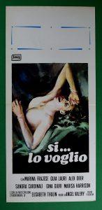 Si… lo voglio ! (1980) (ITALIAN) (Rare) [Download]