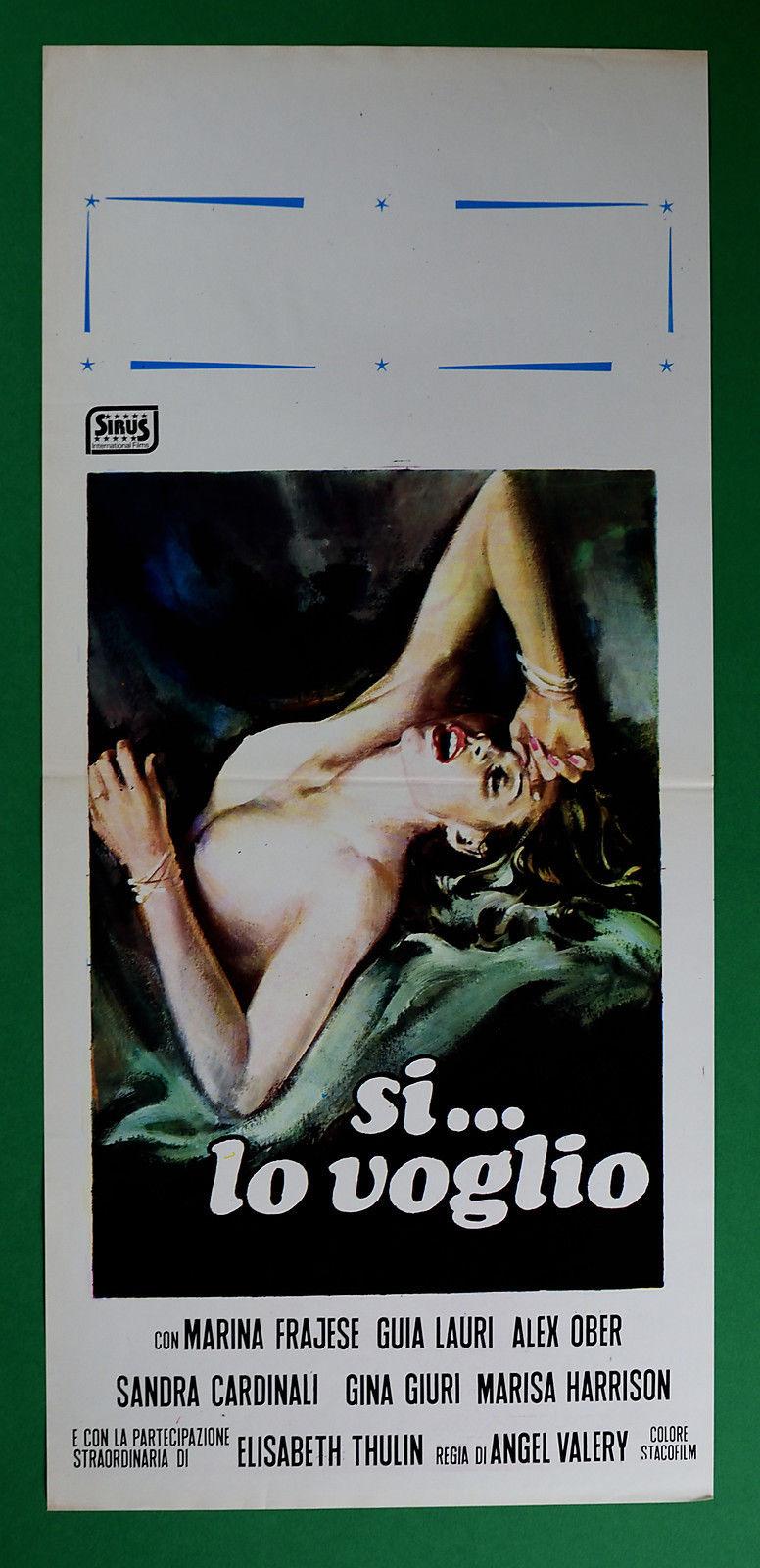 Si... lo voglio ! (1980) (ITALIAN) (Rare) [Download]