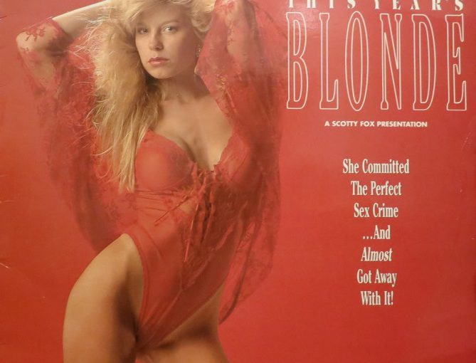 This Year's Blonde (1991) (USA) [HQ] [Watch & Download]