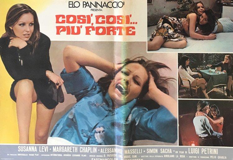 Così, così… più forte (1970) (Softcore) (ITALY) [Download]