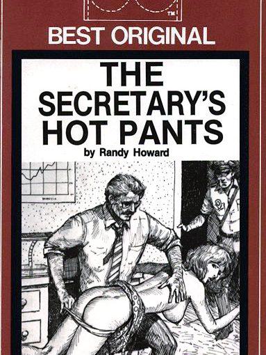 Pp-8067 The Secretary's hot pants (Randy Howard) [E-Book] [Download]