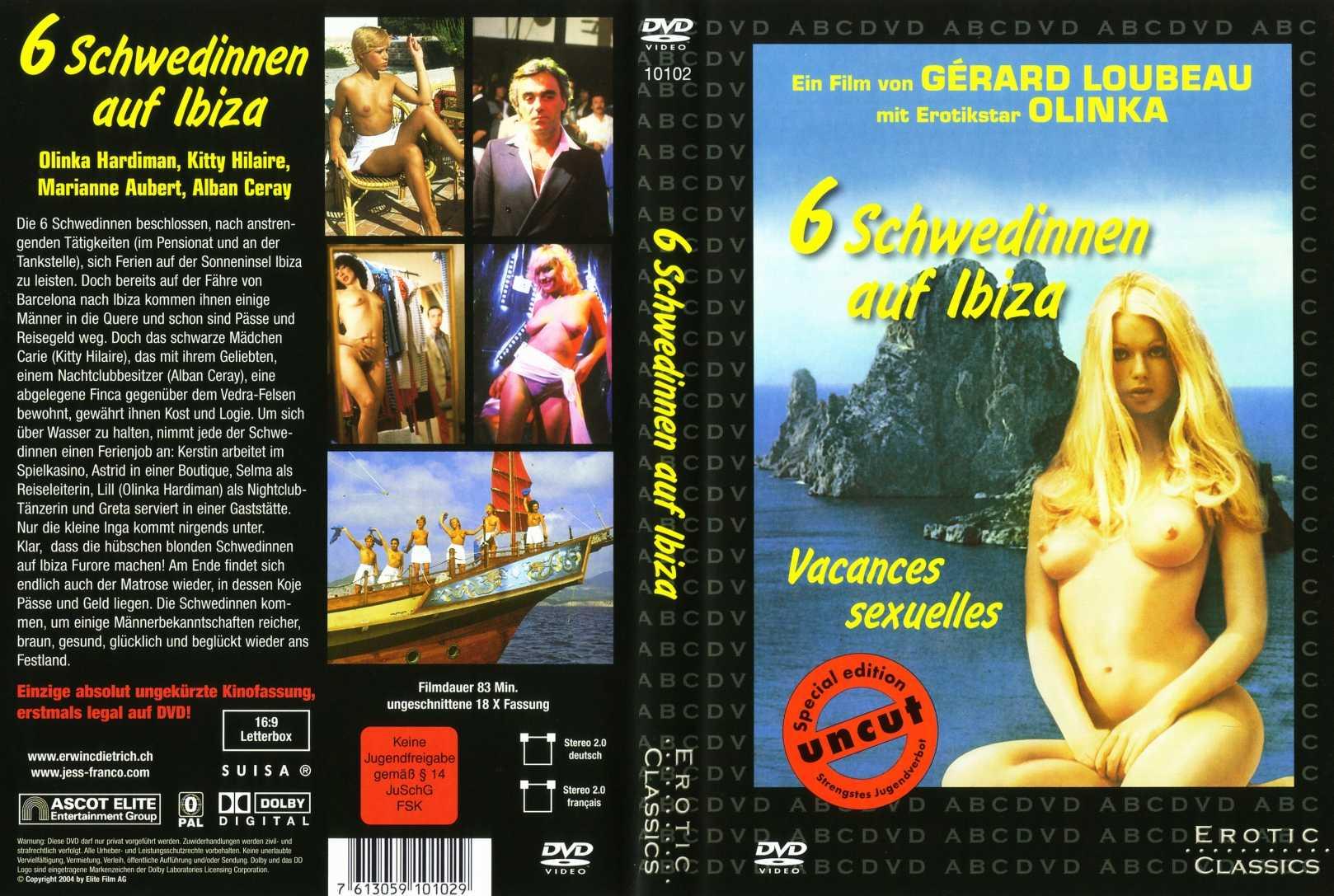 6 Schwedinnen auf Ibiza (1981) (Softcore) - [BDRemux] [HD] [1080p] [19GB]
