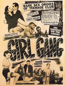 Girl Gang (1954) (USA) (Softcore) [Watch & Download]