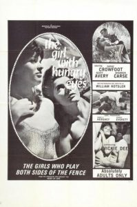 The Girl with the Hungry Eyes (1967) (Softcore) (USA) [Download]