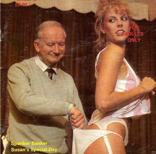Phoenix (UK, Spanking) (1983, b/w) (Magazines)