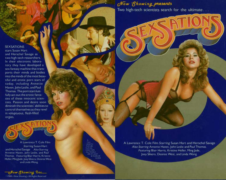 Sexsations (1984) (USA) (Rare) [Download]