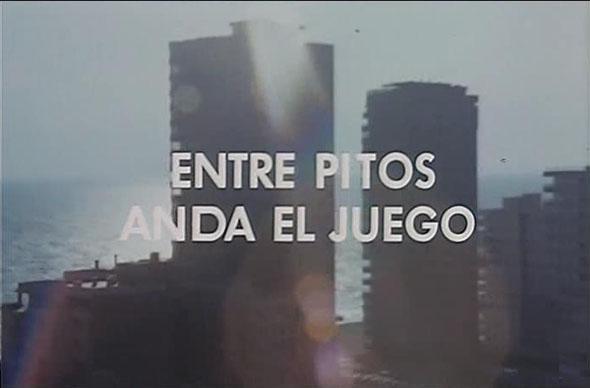 Entre Pitos Anda El Juego (1986) (SPANISH)- x264 rip [Watch & Download]