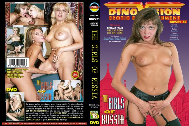 The Girls of Russia (1990) [HQ] [Download]