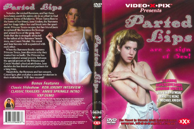 Parted Lips (1986) [HQ] 2 Parts [Download]
