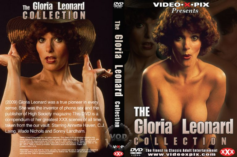 The Gloria Leonard Collection (1970s) (USA) - Reissue [Download]