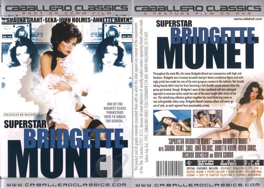 Superstars Bridgette Monet (1983) (Rare) [Watch & Download]