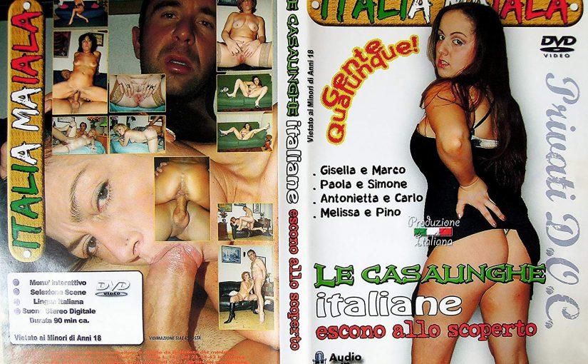 Le Casalinghe Italiane Escono Allo Scoperto (2006) (ITALY) Milfs [Download]
