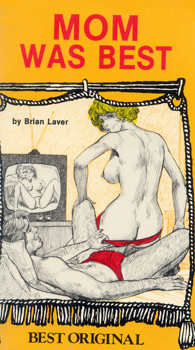 TB-1029 Milf was best (Brian Laver) (1970s) [E-Book] [Download]