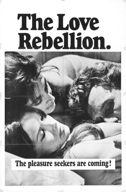 The Love Rebellion - Reissue (1967) (USA) (DE-Dubbed) (Softcore) [Download]