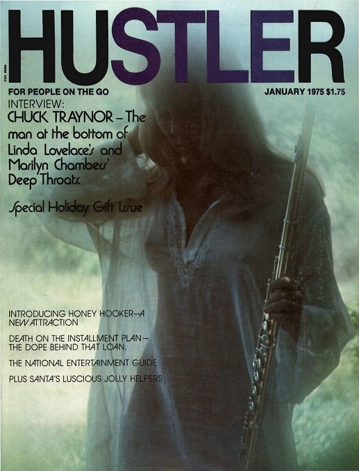 Hustler Magazine Vol. 1 n. 7 (1-1975) Part 1 of 2 [Download]