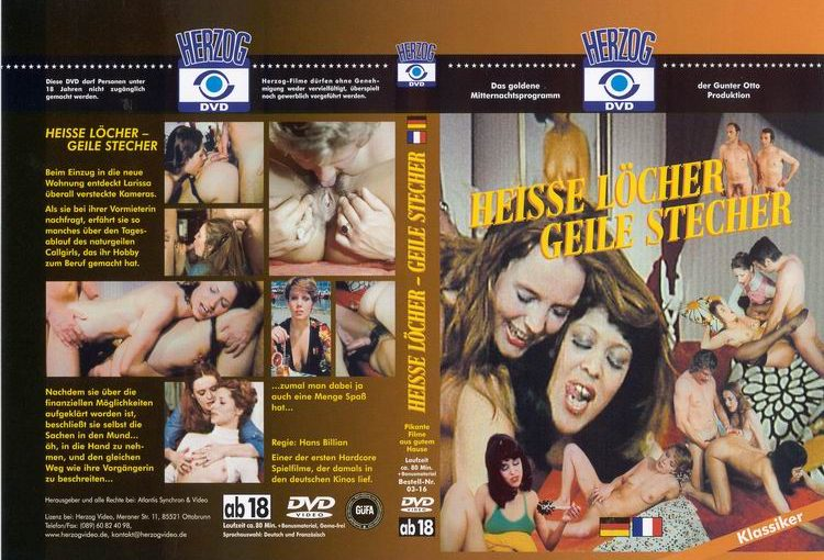 Heisse Löcher – Geile Stecher (1979) – Reissue [DVD5] [3.98GB] [HQ] [Download]