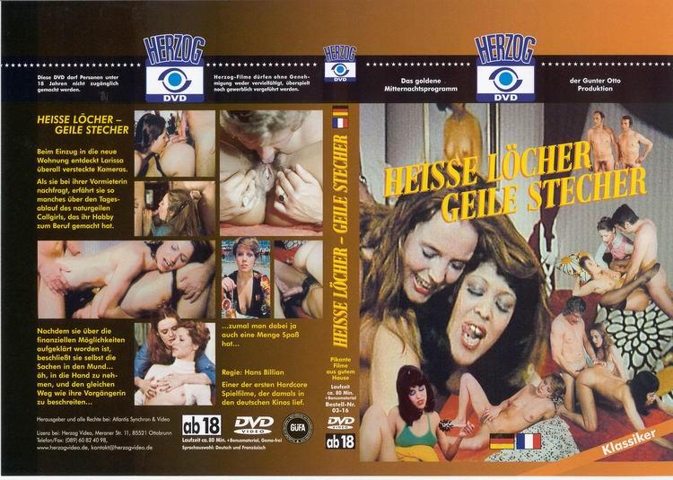 Heisse Löcher - Geile Stecher (1979) - Reissue [DVD5] [3.98GB] [HQ] [Download]