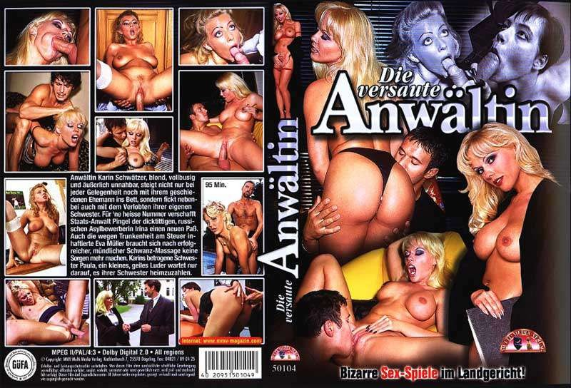 Die versaute Anwältin (2001) (German) [Download]