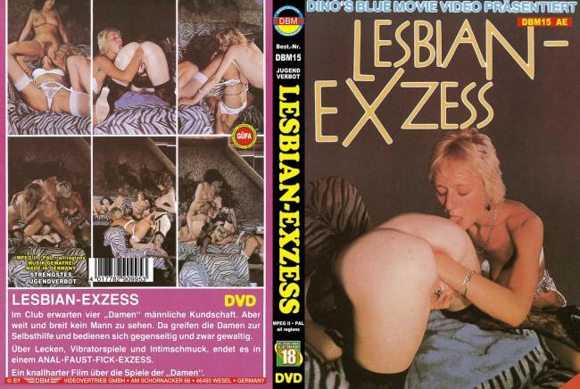 Lesbian Exzess (1987) – Reissue [DBM 15] [Download]